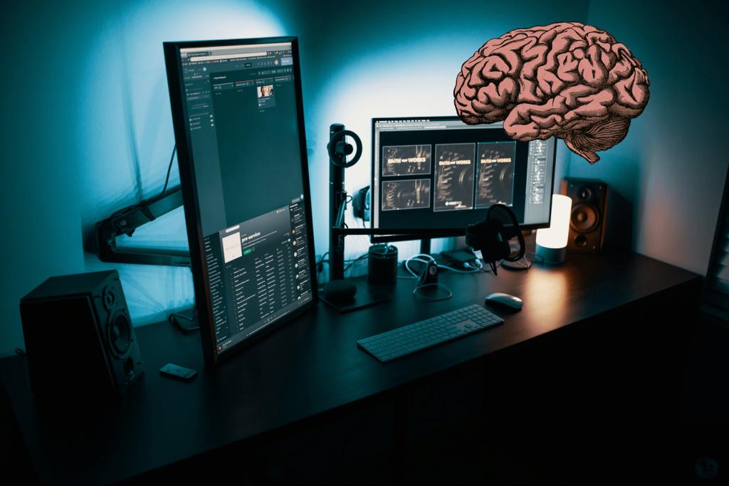 המוח כמרכז בקרה - רגש, נפש ורפואה סינית
